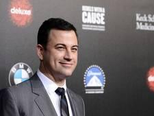 Jimmy Kimmel presenteert Oscaruitreiking