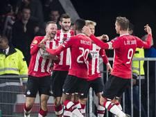 PSV worstelt zich naar nipte thuiszege op Sparta