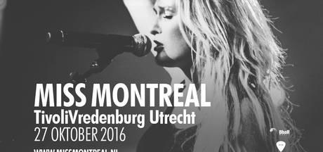 Miss Montreal plant eenmalige show in Tivoli