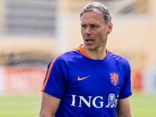 Marco van Basten ruilt Oranje in voor FIFA