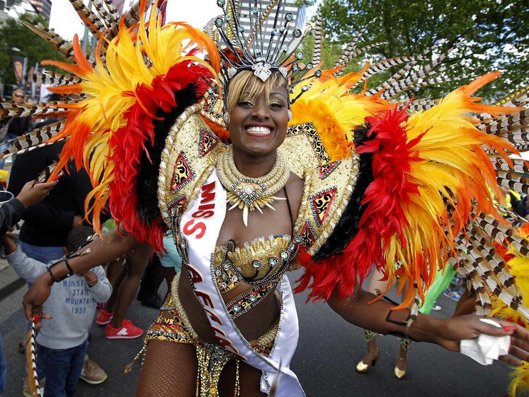 Live: Zomercarnaval in Rotterdam