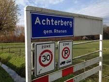 Stewards op straat tegen overlast op oudjaarsdag in Achterberg