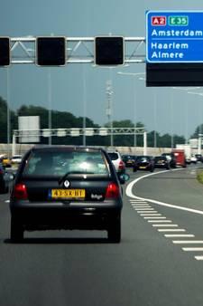 Meer weggebruikers op de bon in 2016