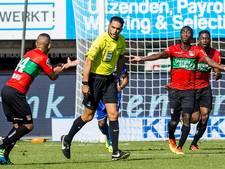 NEC mist een killer tegen lamlendig Willem II