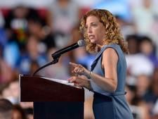 Voorzitter Democratische partij stapt op na mails WikiLeaks