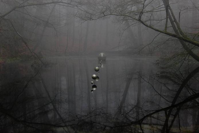 """New Year's Morning. Foto"""" Anna van der Valk."""