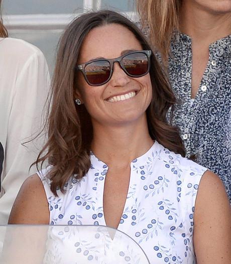 Pippa Middleton bevestigt verloving met gefortuneerde James