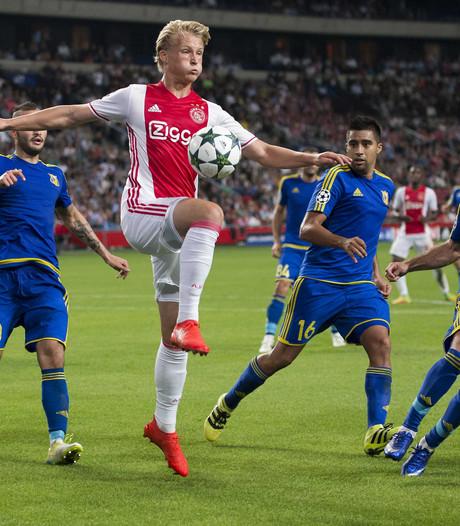 Ajax kan AZ in Europa dienst bewijzen