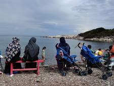Griekenland wil vluchtelingen naar vasteland verhuizen