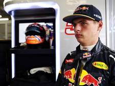Verstappen tweede in kwalificatie 'thuisrace' achter Rosberg