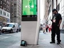 Gratis wifi in New York afgesloten na misbruik door daklozen