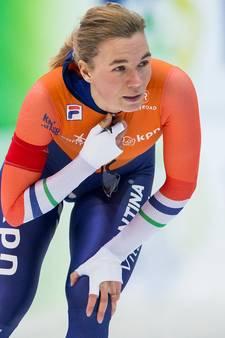 Bijrol Nederlandse schaatssters op 500 meter