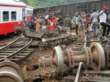 Dodental treinongeval Kameroen stijgt naar 70