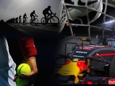 De sport van vandaag: Ajax, Vuelta en US Open