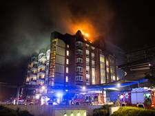 Twee doden bij grote brand in Duits ziekenhuis