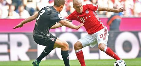 Slecht nieuws voor Oranje: weer blessure voor Robben