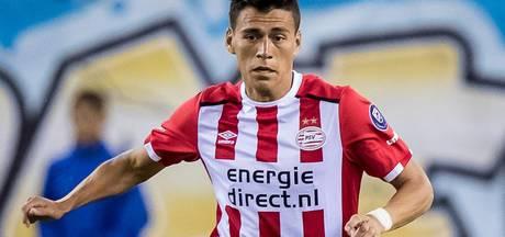 PSV mist Moreno in strijd om Johan Cruijff Schaal