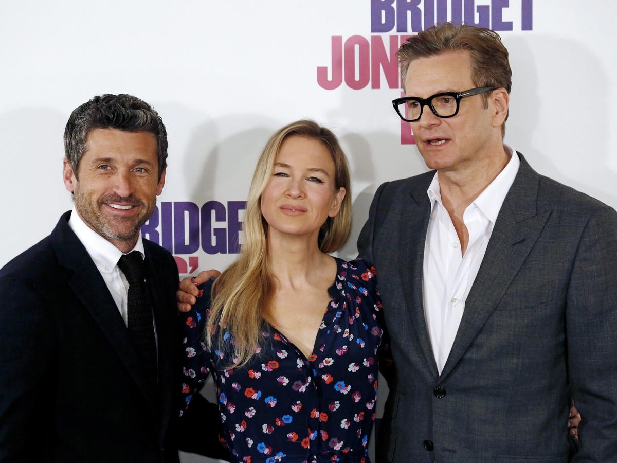 Bridget Jones's Baby g... Renee Zellweger