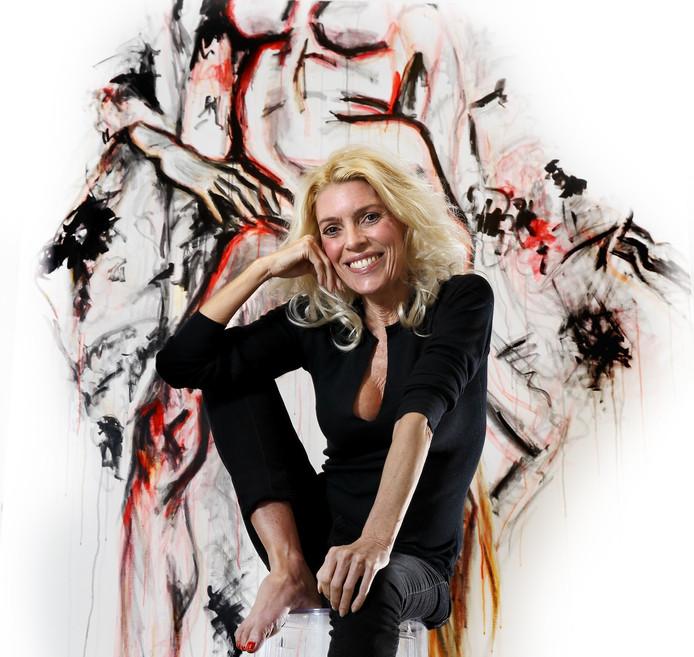 Judith osborn ik ben meer dan een hysterische blondine cultuur - Naakt in haar woonkamer ...