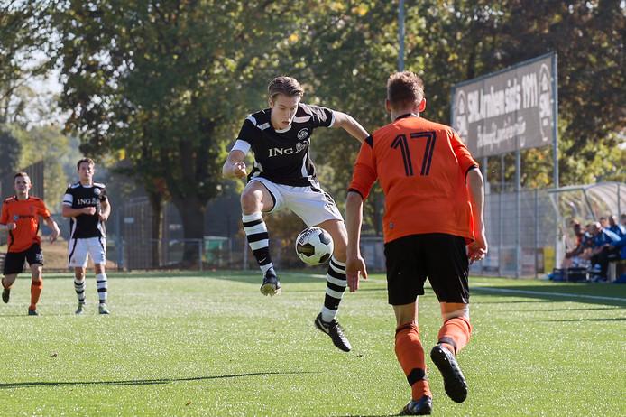 SML verloor bij CSV Apeldoorn kansloos met 3-0.