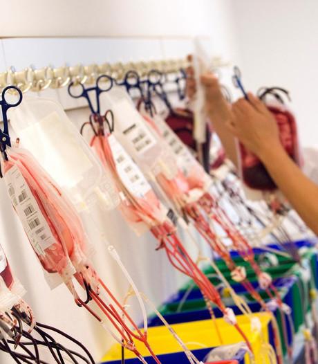 Bloedbank luidt noodklok: voorraad onder druk