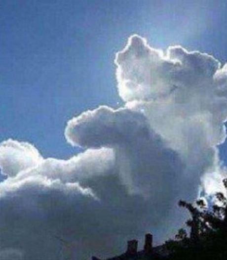 Bijzondere wolk gespot: echt of niet?
