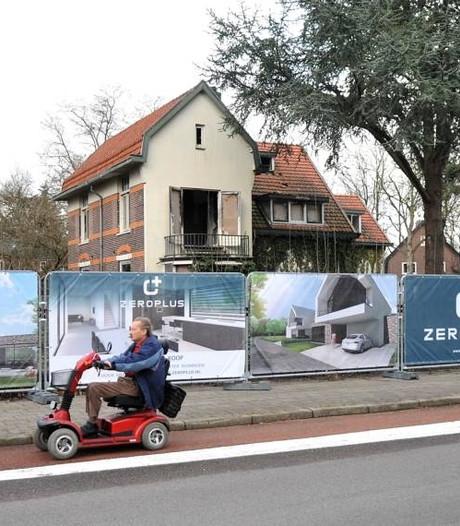 Renkumse villa maakt plaats voor woningen