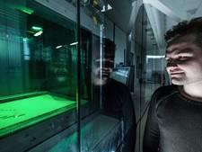 Didammer studeert af op hypermoderne printer