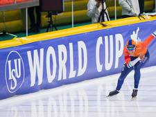 Ntab kan stunt niet herhalen, Moerasjov wint 500 meter