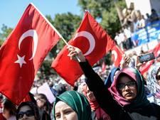 Turken teleurgesteld in bondgenoten