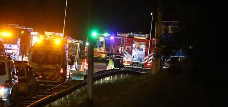 Spookrijder rijdt op A2 op auto met gezin: 2 doden, 2 gewonden