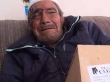 'Gecremeerde' grootvader staat later weer voor de deur