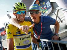 Contador: Tinkov had geen idee hoe hij een team moest leiden