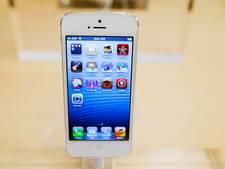 Stroomstootwapen vermomd als iPhone in Drenthe
