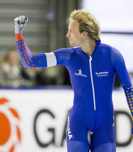 Ronald Mulder snelt naar zege op 500 meter