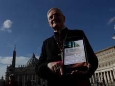 Vaticaan lanceert app om dichtstbijzijnde biechtstoel te vinden