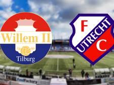 Willem II jaagt op FC Utrecht