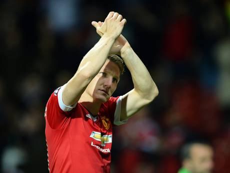 Mourinho: Onwaarschijnlijk dat Schweinsteiger zal spelen