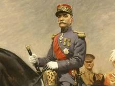 Pet van legendarische Franse generaal gestolen