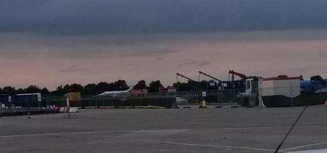 Privéjet maakt noodlanding op Luchthaven Rotterdam