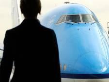 KLM-Boeing maakt boven Egypte rechtsomkeert vanwege kapotte vleugel