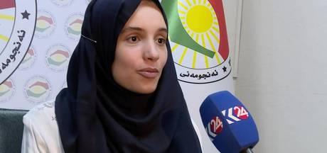 Ontsnapte Laura uit kalifaat meldt zich bij consulaat