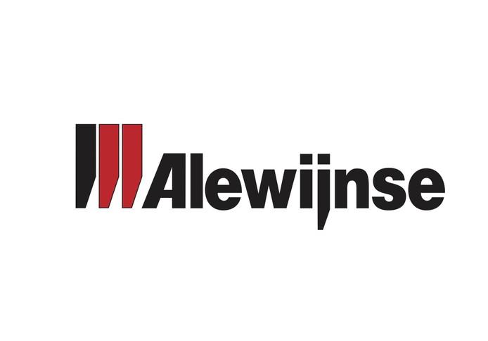 Het logo van Alewijnse.