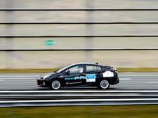 Stad wordt bouwput voor zelfrijdende auto