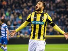 Lewis Baker: Ben bezig aan laatste jaar bij Vitesse
