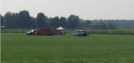 Parachutist (48) maakt fatale crash bij vrije val