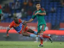 Zwak Marokko struikelt bij Afrika Cup over eerste horde