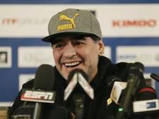 Maradona wordt ereburger van Napels