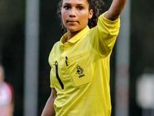 Scheidsrechter Shona Shukrula op lijst van FIFA
