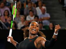 Serena Williams dringt door tot derde ronde